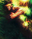Guile by Jeremias2596Centu