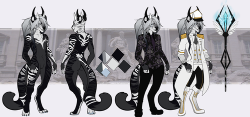 Adopt Set L. [CLOSED] by SixofCrows