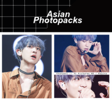 Photopack 1566 // Chanyeol (EXO) by xAsianPhotopacks