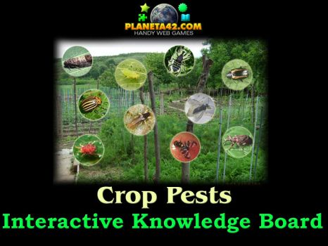 Crop Pests Online by mirrorex