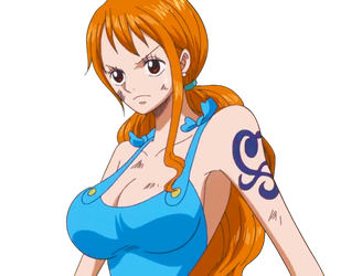 One Piece : Nami - SP - 10 (Counting) by thunder1928