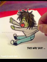 PaperChild-ZopeeT by marik-devil