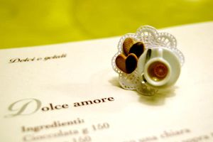 Fimo Ring 'It's Tea Time 1' by Alusaf