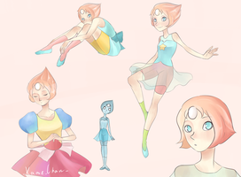Many faces of Pearl by KameChann
