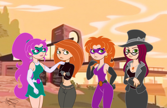 KP meets the Gemgirls take two by enigmawing