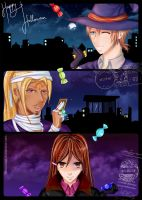 CR Event : Trick And Treat~ by Enouviaiei