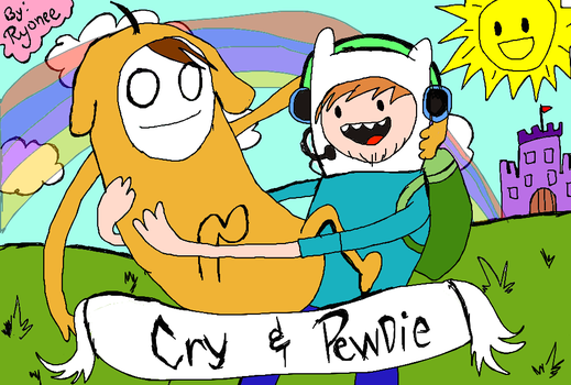 Its PewdieCry Time! by Ryonee