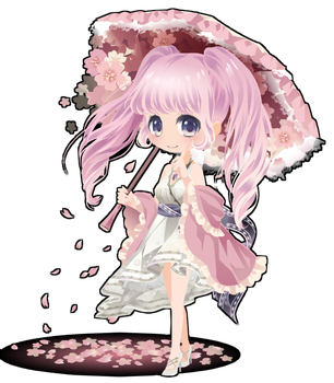 # 142 gacha ~Female~ by Paper-Doll-Adopts