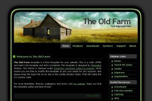 The Old Farm -Template by Gigacore