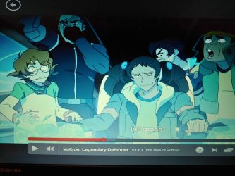 So I Paused Voltron by Kitten860