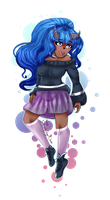 [AT with Limeisy] ~Khushi~ by Maechi-Toff
