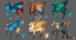 butterfly collection|open[1/6] by WalkersPets