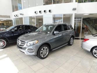 2018 Mercedes-Benz GLE550e 4MATIC Plug-In Hybrid by CadillacBrony