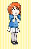 Chibi Gift: Eile by Magical-Mama