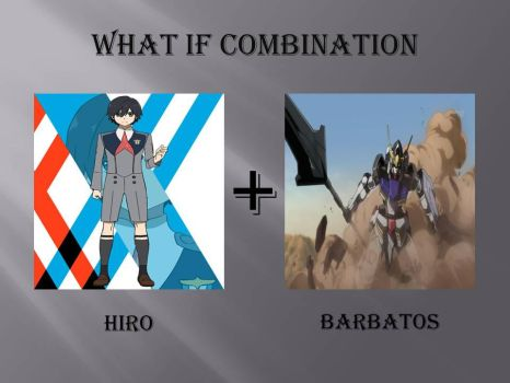 What if Combination Hiro+Barbatos by jss2141