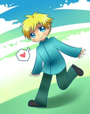 Hello Kitty - Butters X Reader by Caramoo on DeviantArt