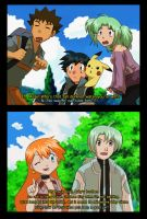 Pokemon Legends: Oh brother by Nishi06