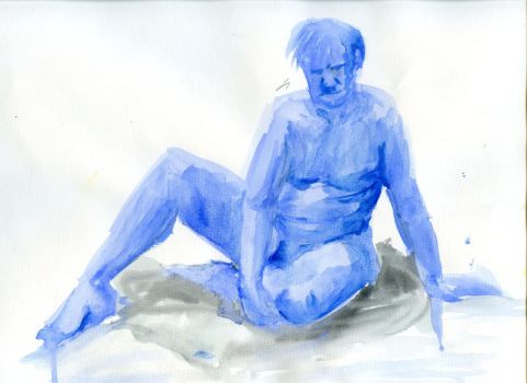 Life Drawing 29 by Geek-Chic