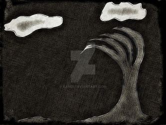 Dead Dark Tree by kandi