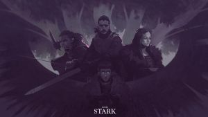 Game of thrones fan art by Carravaggio