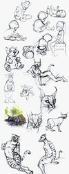 Le Sketchdump by Tsebresos