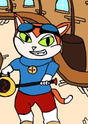 blinx the time sweeper by P250rhb2