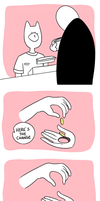 Donut hands by Wi-Fu