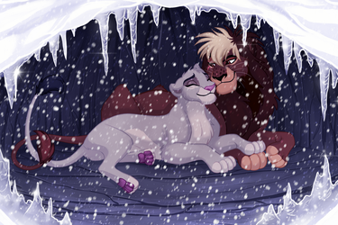 [C] Our Snowy Love by SickRogue