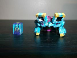 LEGO Pokemon: Mareanie and Toxapex by TommySkywalker11