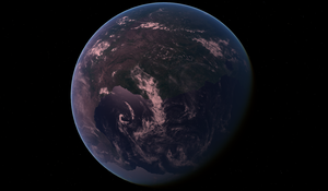 Gliese 581 G by 77Mynameislol77