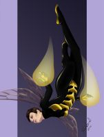 Wasp by kristi-beck