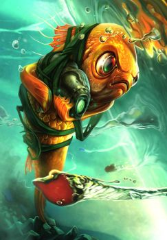 Featured Epic Fish by SeanDonaldson