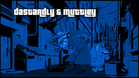 Dastardly And Muttley  GTA Style by DJ7493