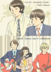 The Monkees episode no.55-56 by Nyorori