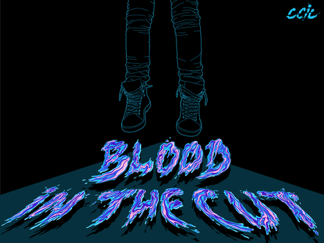 Blood In The Cut by cecile-appert