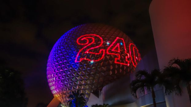 Epcot Center - 4th of July by DirtySweetRazz