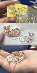 Rock Puppy Stamp - Finished by Sunnybrook1