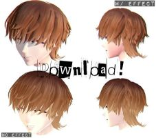 .:Male Hair:..:DL: by xMixed