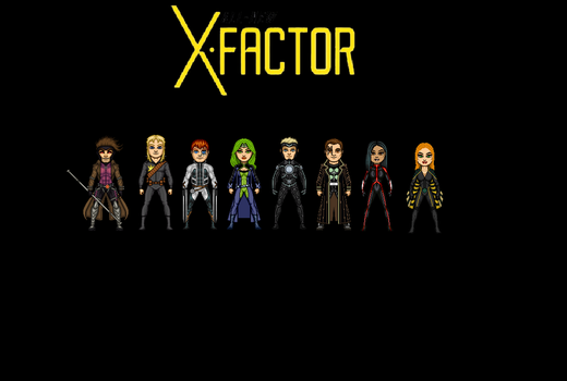 X-Factor by Jalil1m