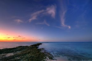 After Sunset II by MarcoHeisler