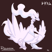 Reshiram by cartoonboyplz