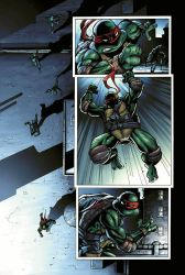 TMNT page 3 by JPRcolor