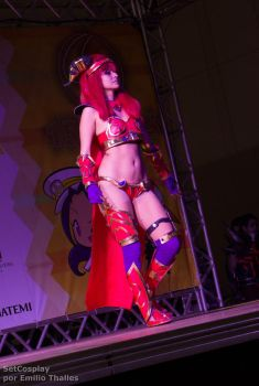Alexstraza - World of Warcraft - Sana 2015 by setcosplay