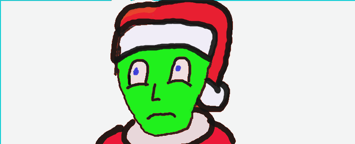 christmas grouch by raynichols