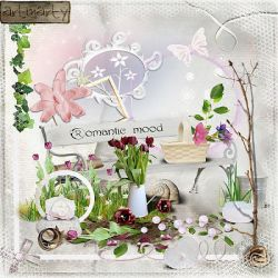 Res Scrapbook Garden.. by poubery