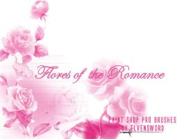Romantic Flores Psp by ElvenSword