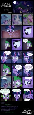 Love and Comfort by WillisNinety-Six