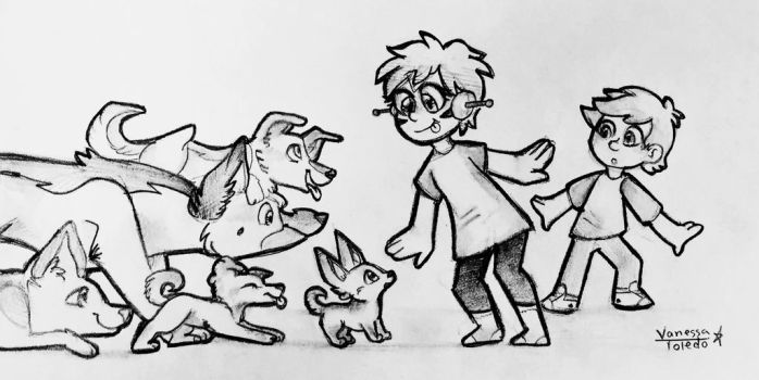 Dog Person by veeeester400