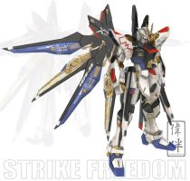 Strike Freedom: Ale Modificata by sandrum