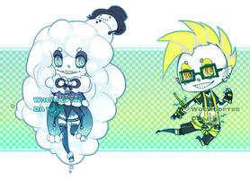 Fear Adoptables [7] by WoeAdopts